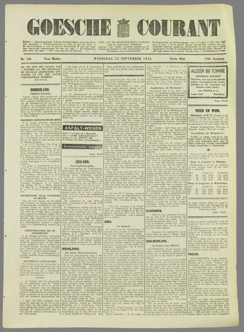 Goessche Courant 1932-09-28