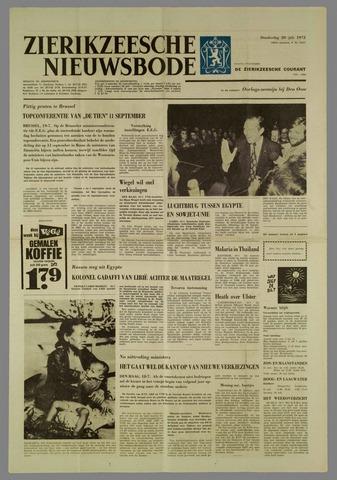 Zierikzeesche Nieuwsbode 1972-07-20