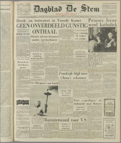de Stem 1964-01-30
