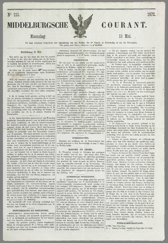 Middelburgsche Courant 1872-05-13