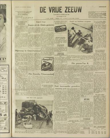 de Vrije Zeeuw 1960-02-24