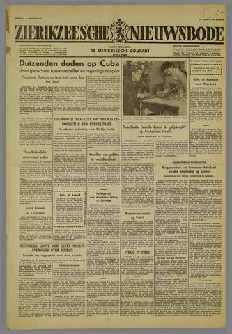 Zierikzeesche Nieuwsbode 1959-01-02