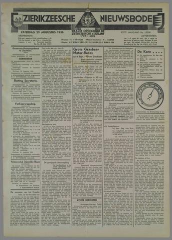 Zierikzeesche Nieuwsbode 1936-08-29