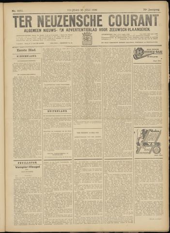 Ter Neuzensche Courant. Algemeen Nieuws- en Advertentieblad voor Zeeuwsch-Vlaanderen / Neuzensche Courant ... (idem) / (Algemeen) nieuws en advertentieblad voor Zeeuwsch-Vlaanderen 1930-07-25
