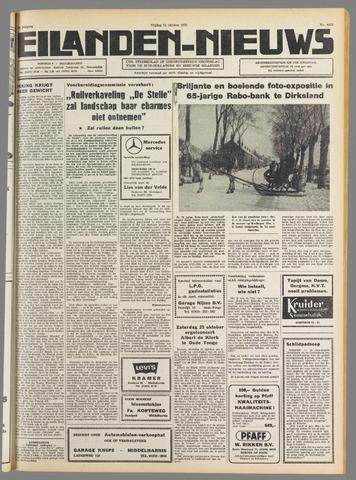 Eilanden-nieuws. Christelijk streekblad op gereformeerde grondslag 1975-10-24
