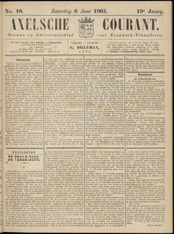 Axelsche Courant 1903-06-06