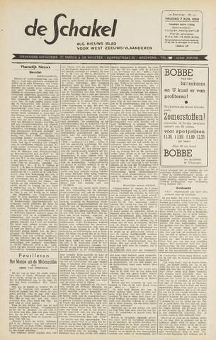 De Schakel 1959-08-07