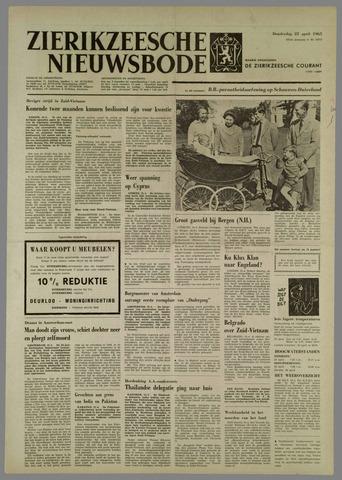 Zierikzeesche Nieuwsbode 1965-04-22