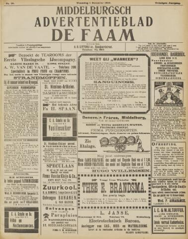 de Faam en de Faam/de Vlissinger 1915-12-01
