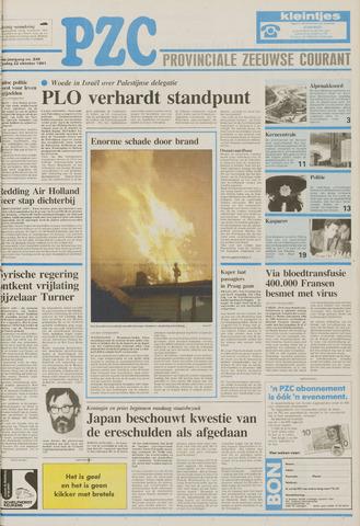 Provinciale Zeeuwse Courant 1991-10-22