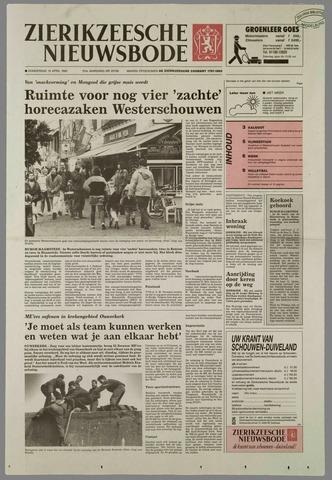 Zierikzeesche Nieuwsbode 1995-04-13
