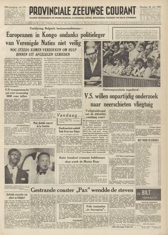 Provinciale Zeeuwse Courant 1960-07-26