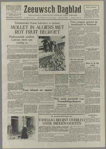 Zeeuwsch Dagblad 1956-02-07