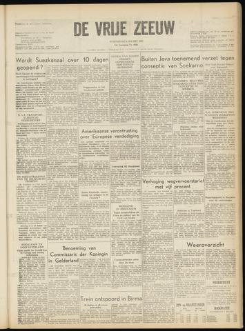 de Vrije Zeeuw 1957-03-06