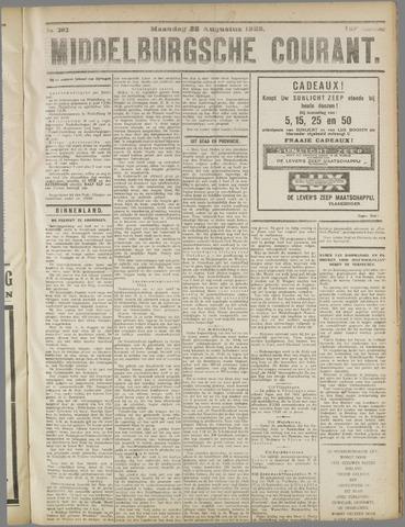 Middelburgsche Courant 1922-08-28
