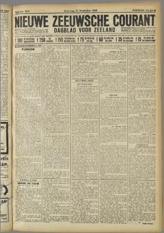 Nieuwe Zeeuwsche Courant 1922-11-13