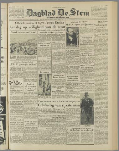 de Stem 1952-05-30