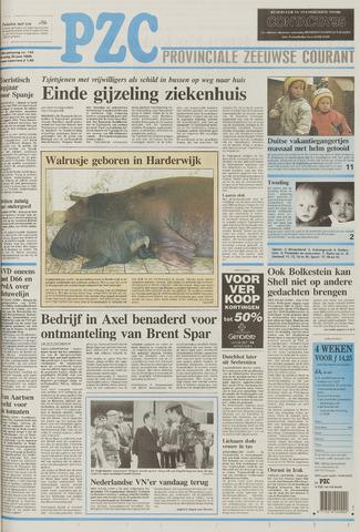 Provinciale Zeeuwse Courant 1995-06-20