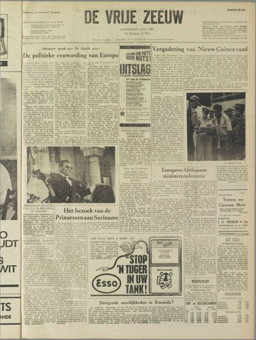 de Vrije Zeeuw 1962-07-05