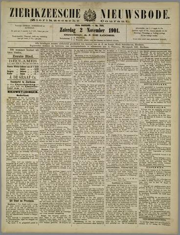 Zierikzeesche Nieuwsbode 1901-11-02