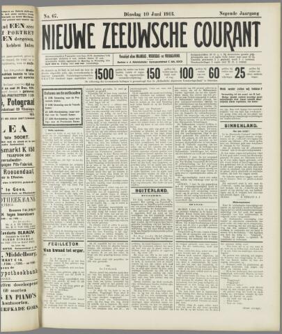 Nieuwe Zeeuwsche Courant 1913-06-10