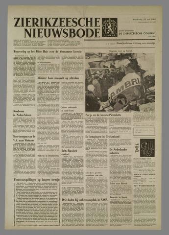 Zierikzeesche Nieuwsbode 1965-07-22