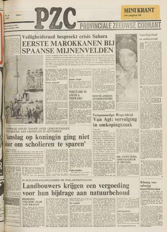Provinciale Zeeuwse Courant 1975-11-07