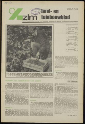 Zeeuwsch landbouwblad ... ZLM land- en tuinbouwblad 1975-07-18