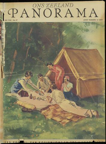 Ons Zeeland / Zeeuwsche editie 1935-07-11