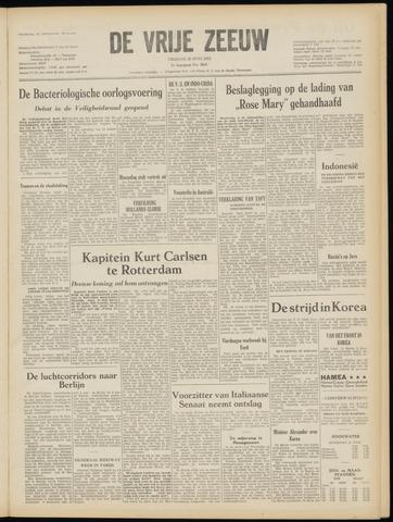 de Vrije Zeeuw 1952-06-20