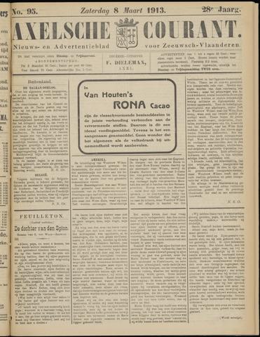 Axelsche Courant 1913-03-08