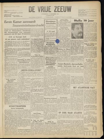 de Vrije Zeeuw 1949-12-22