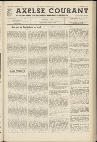 Axelsche Courant 1966-02-12