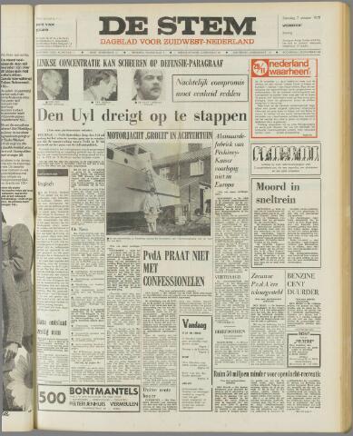 de Stem 1972-10-07