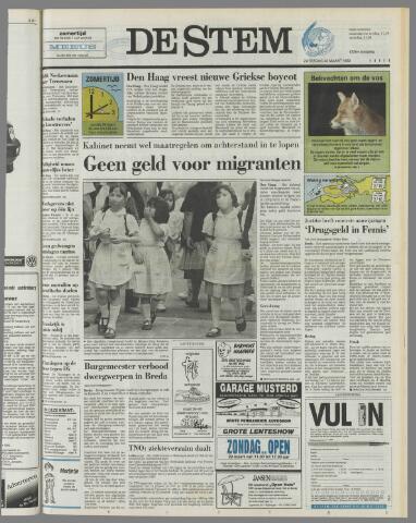 de Stem 1992-03-28