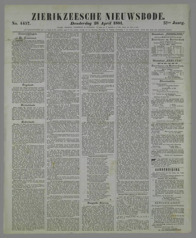 Zierikzeesche Nieuwsbode 1881-04-28