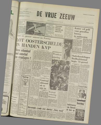 de Vrije Zeeuw 1974-11-20