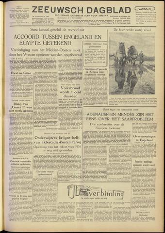 Zeeuwsch Dagblad 1954-10-20