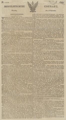 Middelburgsche Courant 1827-09-18
