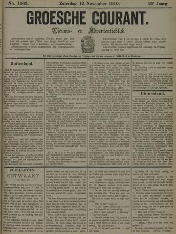 Groesche Courant 1910-11-12