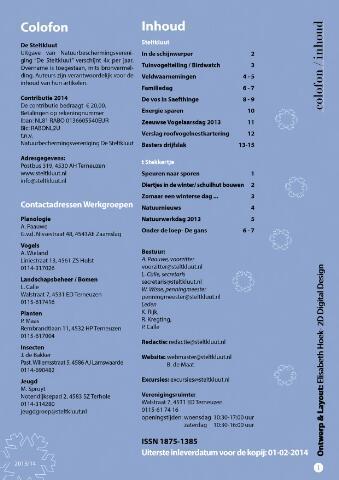 de Steltkluut 2013-12-01