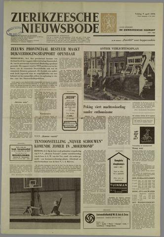 Zierikzeesche Nieuwsbode 1976-04-09