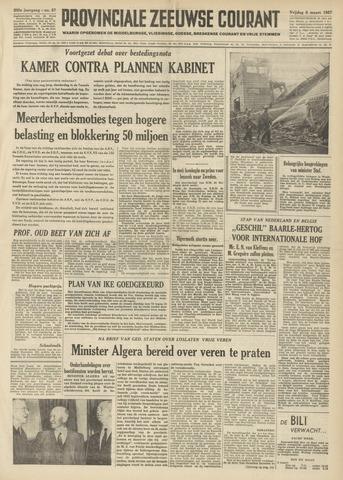 Provinciale Zeeuwse Courant 1957-03-08