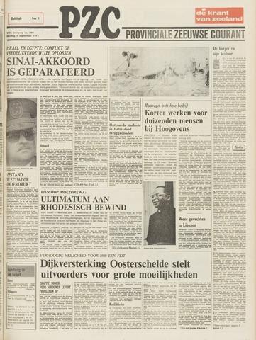Provinciale Zeeuwse Courant 1975-09-02