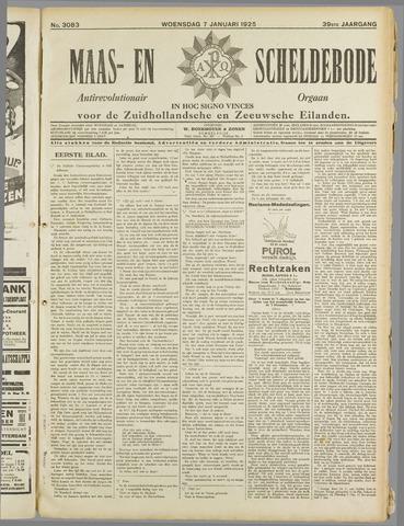 Maas- en Scheldebode 1925