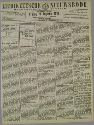 Zierikzeesche Nieuwsbode 1910-08-19