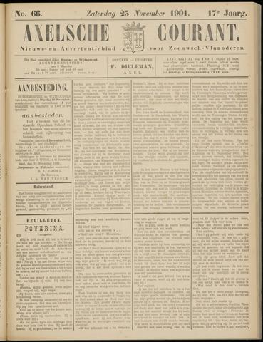 Axelsche Courant 1901-11-23