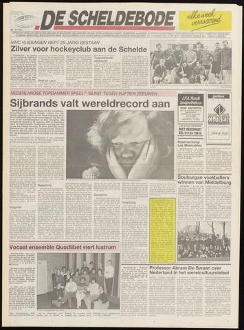 Scheldebode 1991-04-10