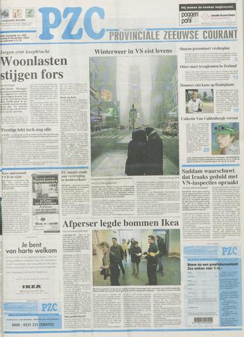 Provinciale Zeeuwse Courant 2002-12-06