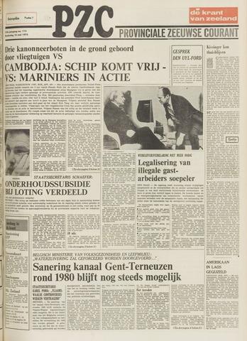 Provinciale Zeeuwse Courant 1975-05-15